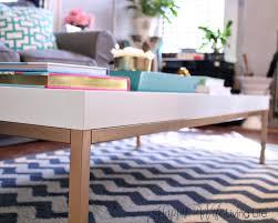 diy ikea bench coffee table ikea lack coffee table hack benchikea withikea