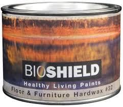 bioshield floor and furniture hardwax non toxic no odor