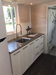 ikea kitchen sink cabinet installation using ikea cabinets in a tiny house an in depth review