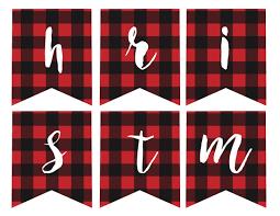 Happy Halloween Banner Printable Free Printable Merry Christmas Banner Paper Trail Design