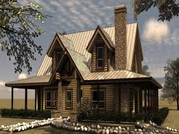 11 log home plans wrap around porch ranch style log homes with