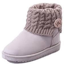 s boots flat amazon com women039 s boots fall winter comfort fur outdoor
