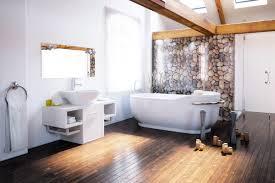 bad balken ideen schönes bad balken licht schiene decken balken spot