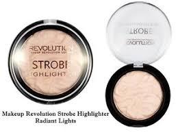 makeup revolution radiant lights make up revolution strobe highlighter radiant lights 5029066081919