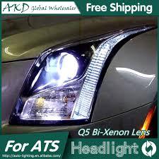 cadillac ats headlights akd car styling for cadillac ats headlights 2014 2015 ats led