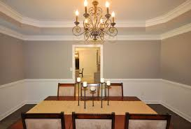 Painting Dining Room With Chair Rail Hardwoods Black Door Designs