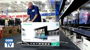 best tv deals black friday 2017 55 inch unboxing hisense 55 inch smart tv u2013 available at the good guys