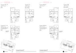 The Parc Condo Floor Plan by Floor Plans Parc Riviera