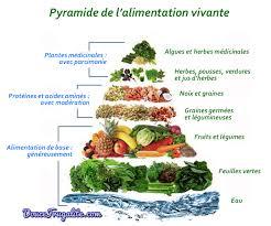 pyramide crudivore naturo veggies vegans and food