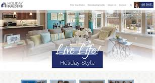 portfolio home builder websites builder designs