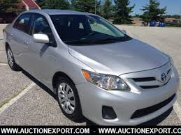 toyota for sale 2012 used 2012 toyota corolla le sedan 4 doors car for sale at