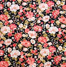 halloween background to print flower pounding to print fabric e2 80 94 crafthubs black floral