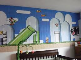carson s mario world nursery pic heavy home sweet home