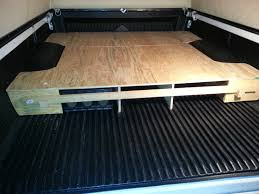 Truck Bed Dog Kennel Home Made Camper Truck Bed Box 1999 Tacoma Youtube