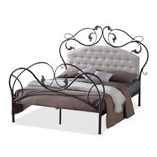 metal headboard bed frame 18 nice decorating with explore wrought