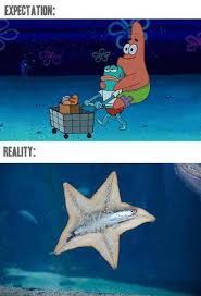 Starfish Meme - patrick the starfish meme by fridayjoe13 memedroid