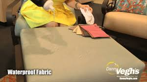 Waterproof Covers For Patio Furniture - waterproof fabric for patio cushions youtube