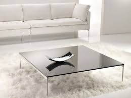 Contemporary Coffee Table Coffee Table Low Modern Coffee Table Charming White Square