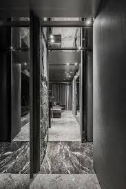 daring monochromatic interior scheme