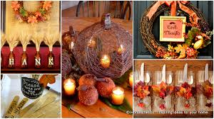Centerpieces For Thanksgiving 23 Neat Inexpensive Diy Thanksgiving Decorations For Every Household