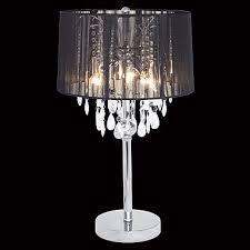 chandelier table lamp black best inspiration for table lamp