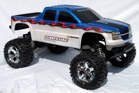 monster jam rc truck bodies super size your slash pro line factory team