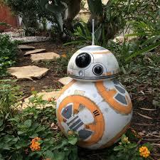 wars bb 8 replica garden droid technabob