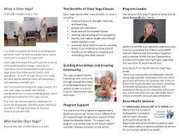 Armchair Yoga For Seniors Chair Yoga Innovative Wellness U2013 Waterloo Yoga