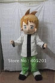 ben ten costume boy mascot costume cartoon ben1o mascot costumes