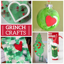 25 grinch crafts sweet treats