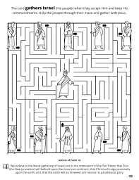 100 book of mormon coloring pages a nephite warrior top 25 best