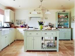 a kitchen transformed with freestanding furniture real homes