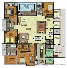 Luxury Duplex House Plans Luxury Duplex House Plans In India U2013 House Design Ideas