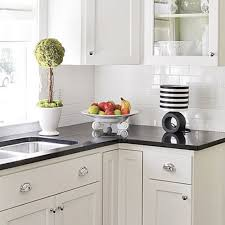 Backsplash Ideas With White Cabinets by Home Design Backsplash Ideas Cream Cabinets Corian Countertops