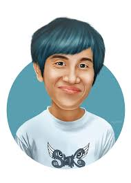 tutorial smudge painting indonesia smudge painted looks caricature photoshop effect tutorial rafy a