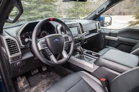 F150 Raptor Interior Review 2017 Ford F 150 Raptor Supercrew Canadian Auto Review