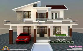 low cost contemporary style villa kerala home design bloglovin u0027
