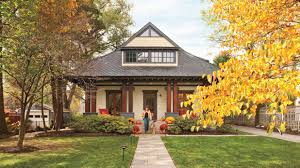 Southern Home Styles Bungalow Home Plans Southern Living