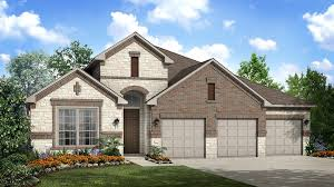 House Plans With Pictures Of Interior Wentworth Floor Plan At Crystal Falls The Plateau In Leander Tx