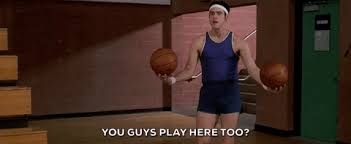 Cable Guy Meme - jim carrey basketball gif find share on giphy