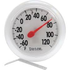 Patio Thermometer by Taylor 6