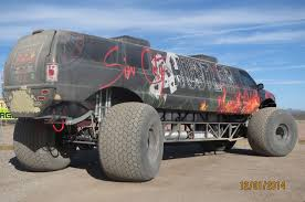 hoonigan truck sin city hustler combines excursion limo monster truck