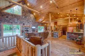 apartments log cabin open floor plans golden eagle log homes inc