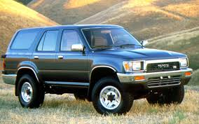 4 Runner Diesel Toyota 4runner 30 Years And Counting Truck Trend News