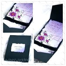 purple wedding invitation kits fresh purple wedding invitation kits and green purple wedding