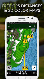 free gps apps for android golflogix 1 free golf gps app for android free at apk
