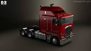 kenworth 2013 models kenworth k200 tractor truck 2010 by 3d model store humster3d com