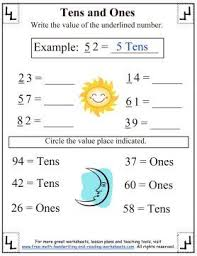8 best place value worksheets images on pinterest place values