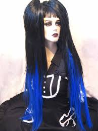 Can You Get Hair Extensions For Bangs by Hair Falls Wool Falls Dread Falls Hair Extensions Gothic Hair And