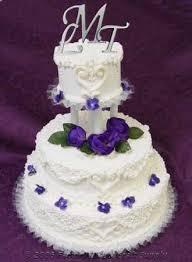 monogram cake toppers for weddings 3 letter c mirror initial monogram cake topper wedding cake